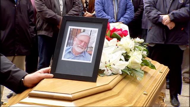 Les funérailles d'André Mordant