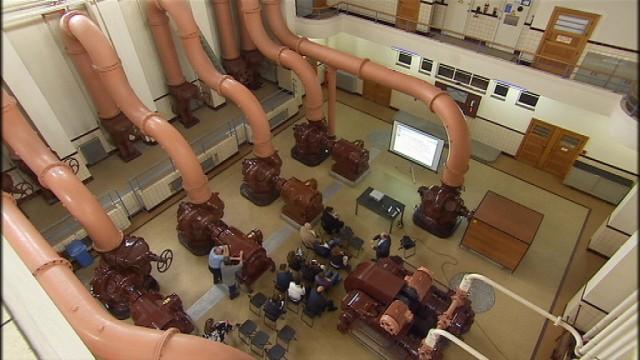 L'eau  au coeur d'un congrès international à Liège