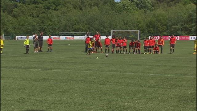 Football : le troisième Axel Witsel Challenge