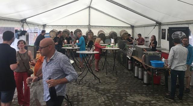 Bières et Saveurs expérimente le fût de chêne