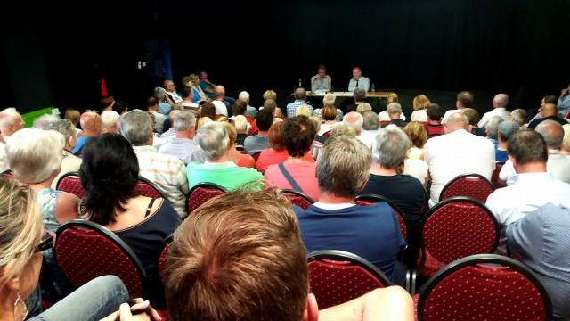 Nuisances de l'aéroport : réunion des habitants de Saint Georges