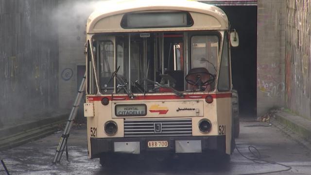 15 autobus sauvés de la casse
