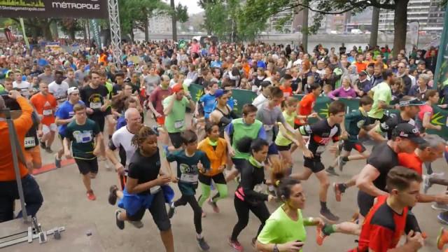 15 km de Liège Métropole: l'édition anniversaire est lancée!