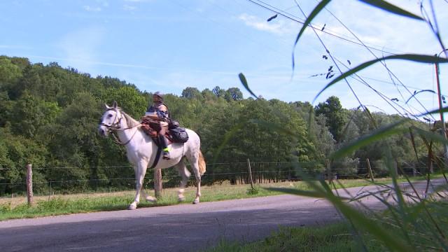 150 km à cheval en 5 jours: objectif Equirencontre