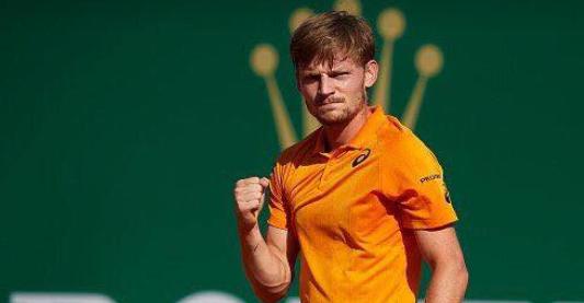 David Goffin ne perd qu'une place au classement ATP