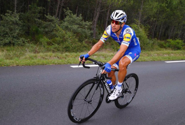 Abandon de Philippe Gilbert au Tour de France