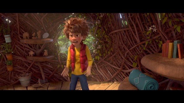 """Big Foot Junior"", film d'animation réalisé par un aubelais"