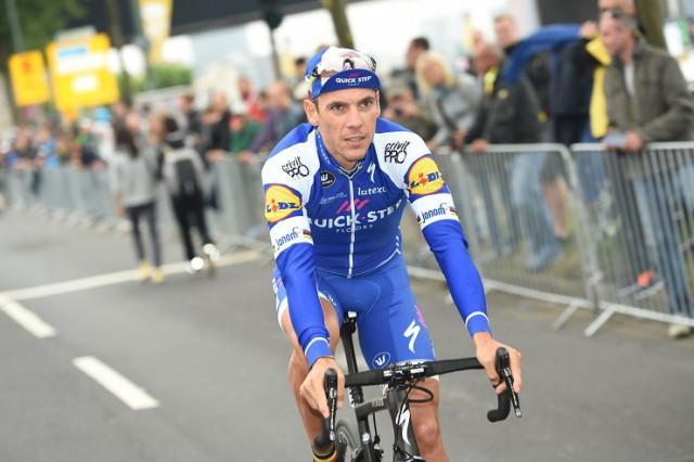 Gilbert prolonge chez Quick Step jusqu'en 2019