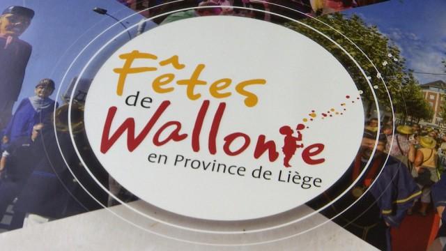 Les Fetes de Wallonie en Province de Liège 2017