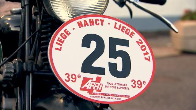 Les belles dames de Liège-Nancy-Liège