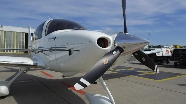 SkyCab, taxi aérien au départ de Liège Airport