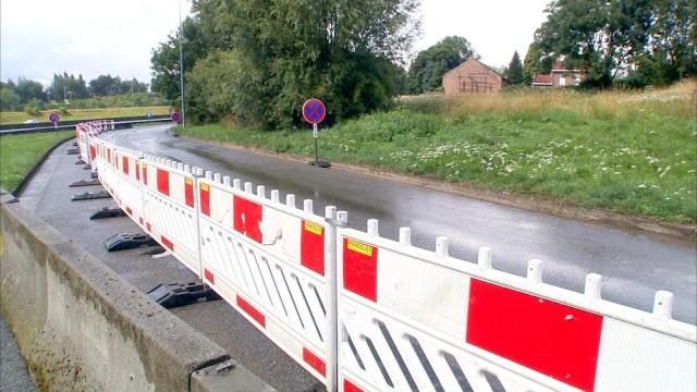 Mesures d'interdiction d'arrêt des camions maintenues à Bettincourt