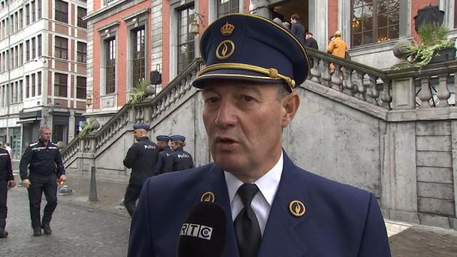 Standard - Charleroi sous haute sécurité