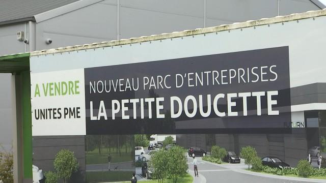 11 halls aux Hauts-Sarts pour les PME, c'est la Petite Doucette