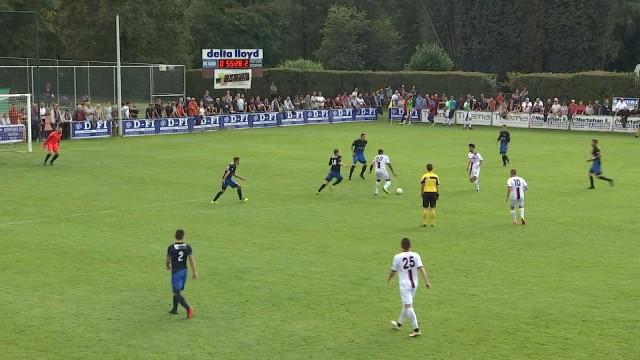 Liège prend la tête de la D2 Amateurs à Hamoir !