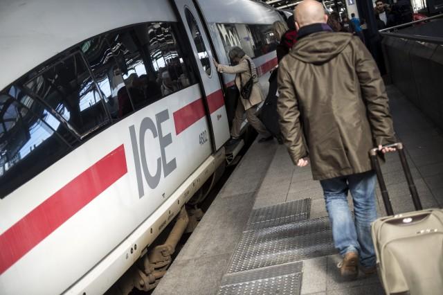 Soumagne : 200 voyageurs évacués d'un train à grande vitesse