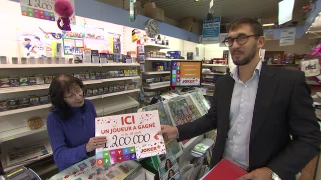 Alleur : grand gagnant au Lotto