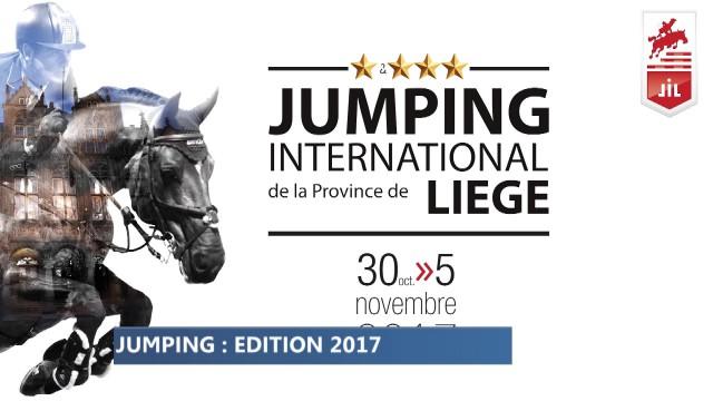 Des nouveautés au Jumping international de Liège