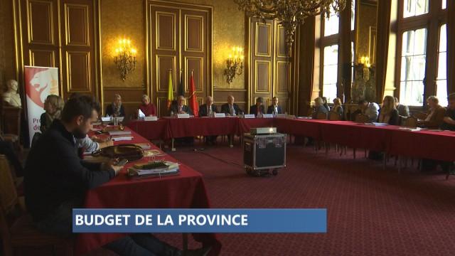 Boni et investissements pour le budget 2018 de la Province de Liège