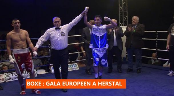 Replay : Gala de boxe à Herstal
