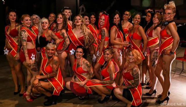 De nombreux Liégeoises et Liégeois en finale Miss & Mister Tattoo