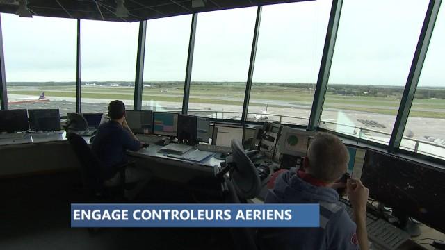 Belgocontrol recherche des contrôleurs aériens