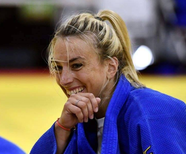 Médaille d'or pour Charline Van Snick à Abu Dhabi !