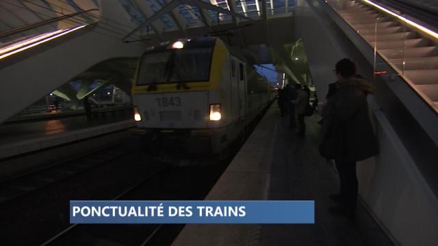 Le calcul de la ponctualité des trains est-il mauvais ?