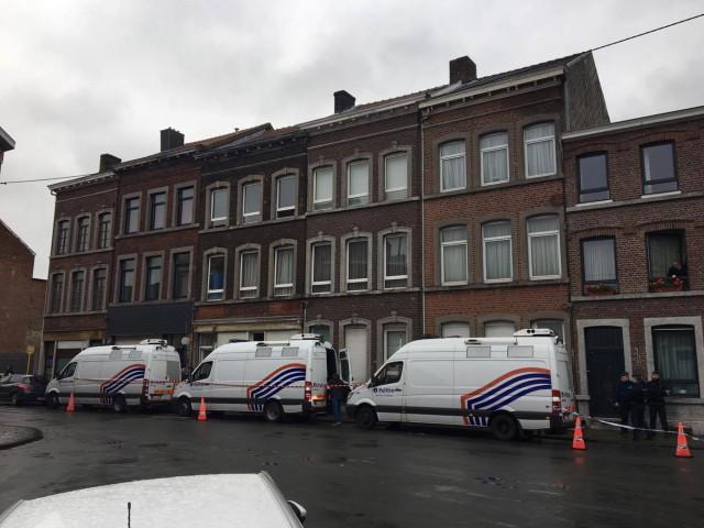 Liège : reconstitution du meurtre de la jeune étudiante française