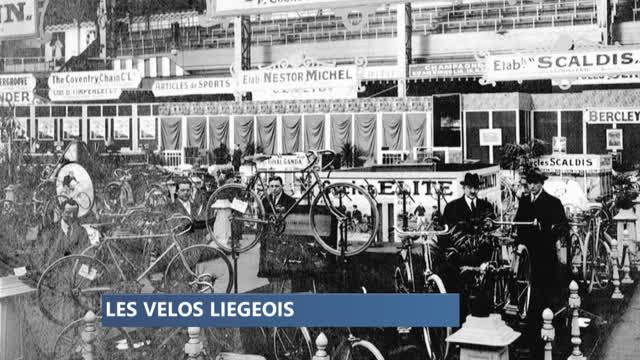 Vélos : une histoire liégeoise