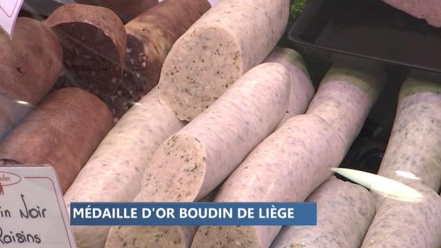 Le meilleur boudin de Liège vient de Tilff