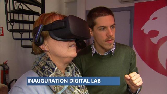 Digital Lab : le jeu vidéo comme moteur de recherche