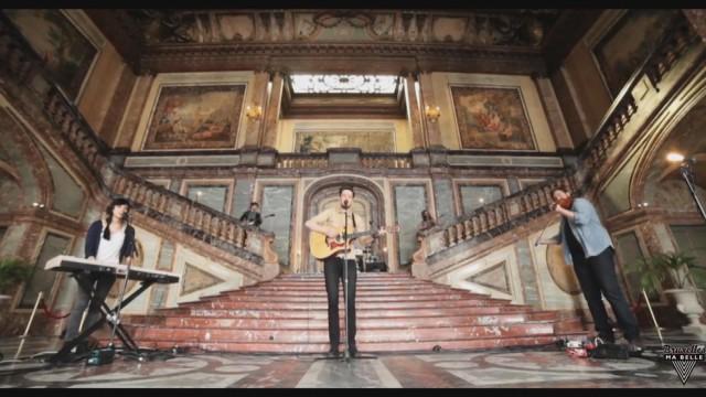 Dan San et son band terminent leur tournée à Liège