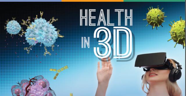 La technologie 3D pour sensibiliser aux maladies des intestins