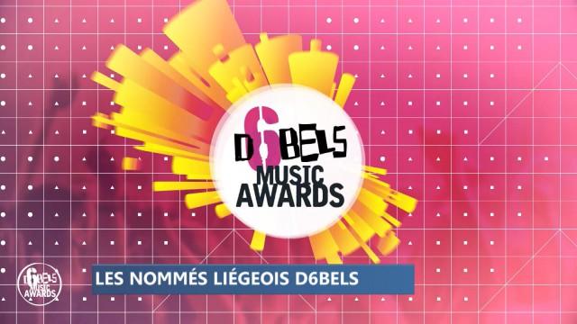Les Liégeois en force aux Décibels Music Awards !