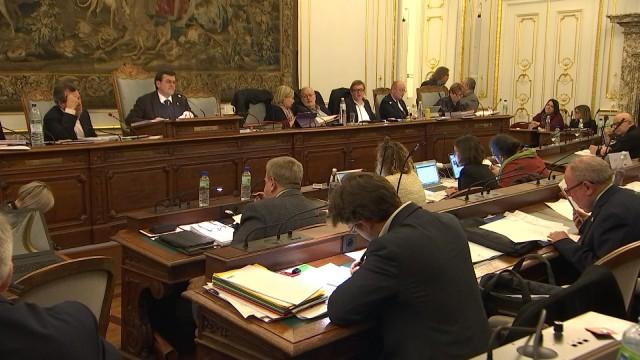 Liège : l'opposition dénonce un budget de fin de règne