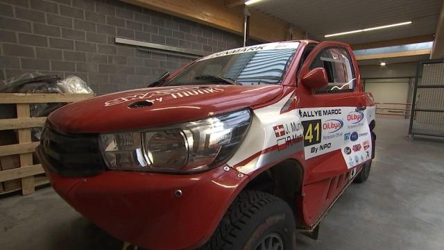 Dix Toyota liégeoises sur les pistes du Dakar 2018