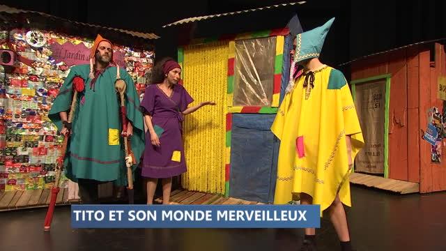 """""""Tito et son monde merveilleux"""" au Moderne"""