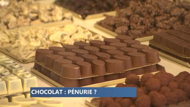 Chocolat et changements climatiques. Nos chocolatiers sereins