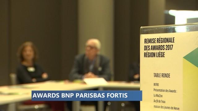 BNP Paribas Fortis aide 9 associations liégeoises