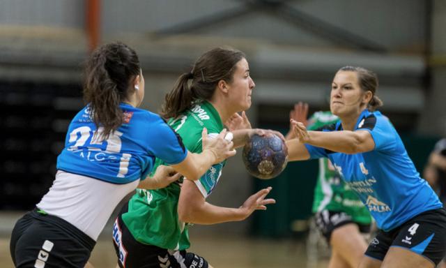 Handball : Fémina Visé face à Hasselt en demi-finale de la Coupe