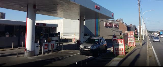 Quatre malfrats braquent une station-service de Fléron