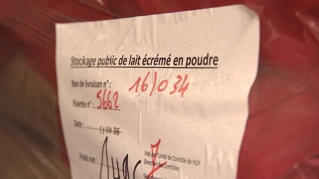 Problématique du lait : des députés européens en visite à Herstal