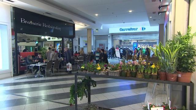 Carrefour : les inquiétudes des autres commerçants de Belle-Ile
