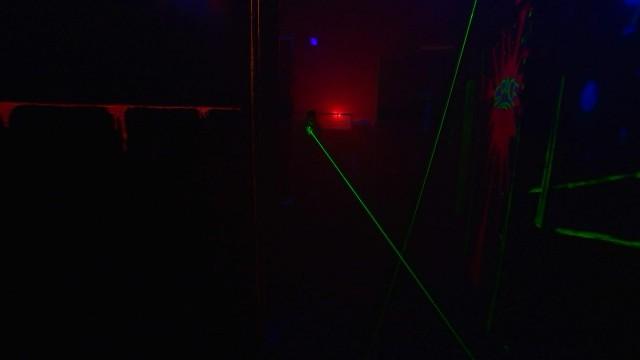 Une nouvelle salle de Laser Game à Amay