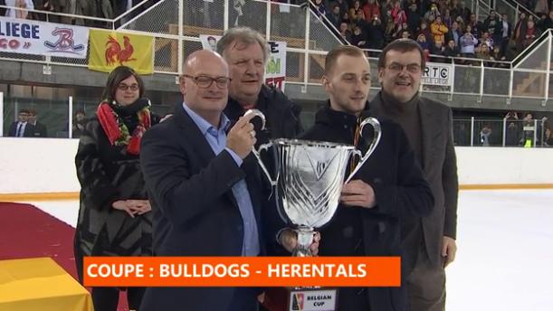 Replay : Finale de la coupe de Belgique de hockey sur glace