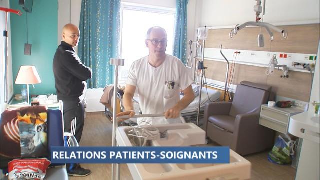 Des patients interviennent dans la formation des infirmiers !