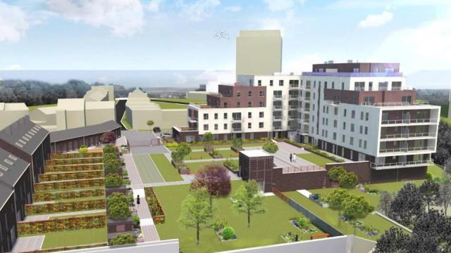 Le projet immobilier Bois d'Avroy fait débat
