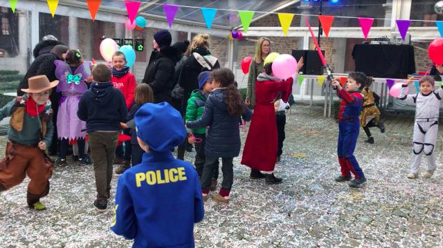 Carnaval: bal masqué au musée