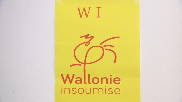 Nouvelle formation politique : Wallonie  Insoumise